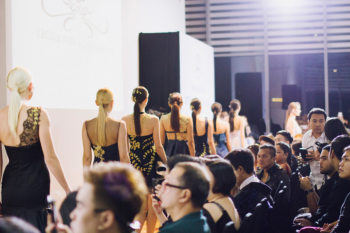 MERCEDES BENZ STYLO ASIA FASHION WEEK