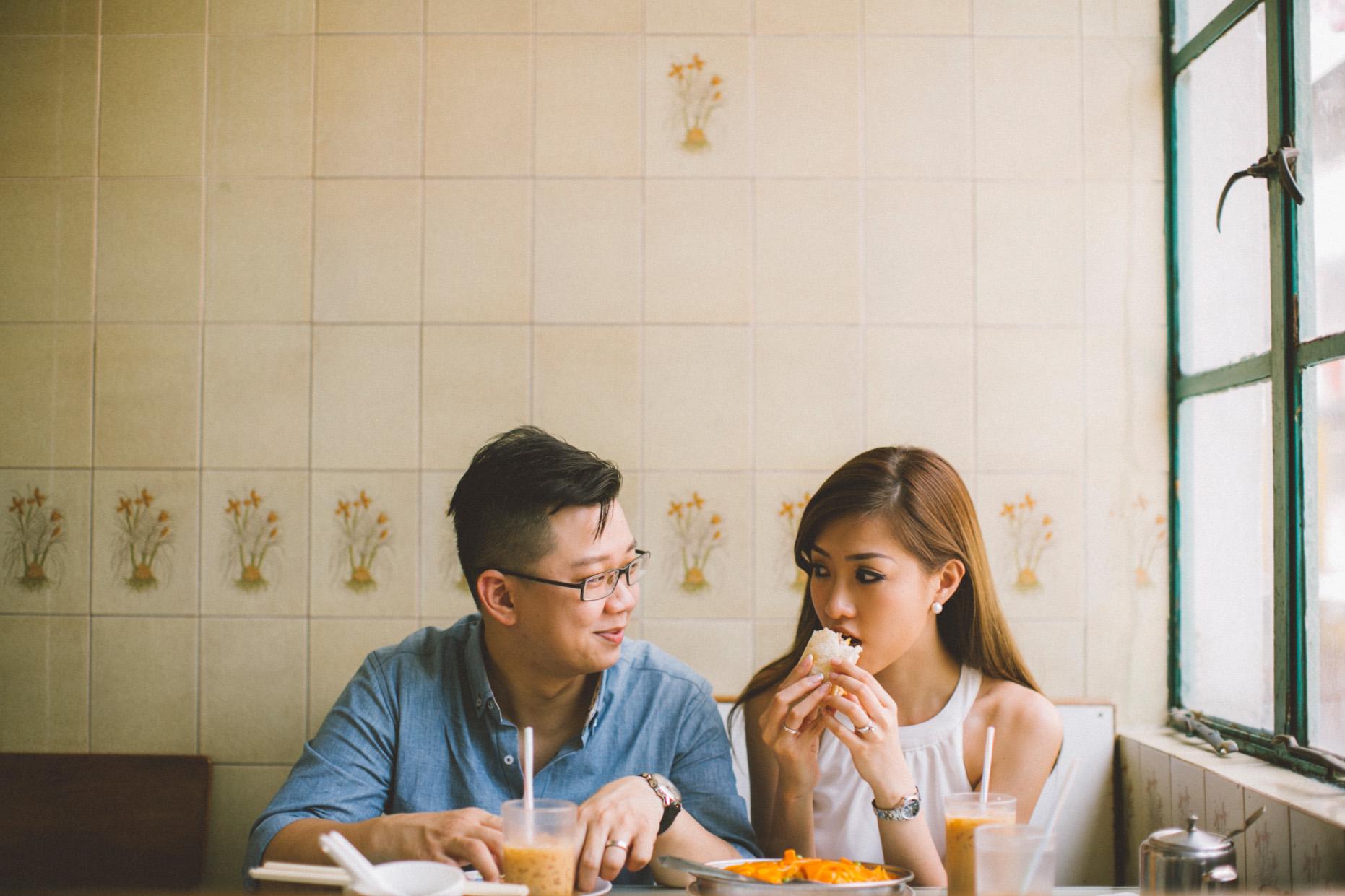 Kenneth + Natalie | Hong Kong